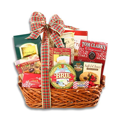 - Frosty Winter Kisses | Deluxe Holiday Gift Basket