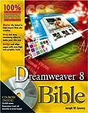 Dreamweaver 8 Bible, Joseph W. Lowery, 0471763128
