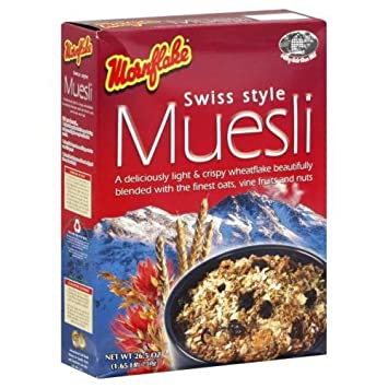 Amazon com: Mornflake, Cereal Museli, 26 28 OZ (Pack of 10