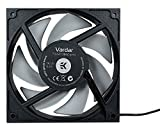 EKWB EK-Vardar F3-120 PWM 120mm Fan, 1850 RPM