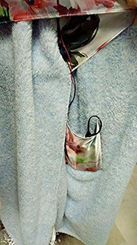 estar el mas calentito Bata casa cómodo Mas eléctrica eléctrica manta que en modo económico x5q158Xwrt