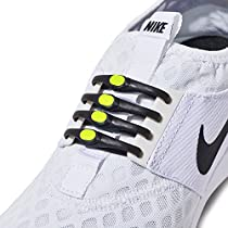 New HICKIES 2.0 Performance One-Size Fits All No Tie Elastic Shoelaces (14 HICKIES Laces, Works in All Shoes)
