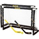 Maska - Reebok U.S. Inc Deluxe Mini Hockey Set - Crosby