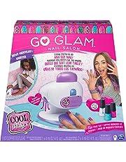 Cool Maker, Go Glam Nail Stamper Salon voor manicures en pedicures, met 5 patronen en nageldroger