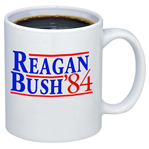 reagan bush mug - 3