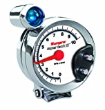 "Sunpro CP7914 Super Tach III 5"" Chrome"