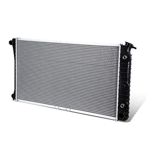 For 86-99 Oldsmobile 98 / Buick Riviera 3.8 AT OE Style Full Aluminum Core Radiator DPI 1202