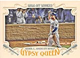 Eric Hosmer baseball card (Kansas City Royals) 2016 Topps Gypsy Queen #GWO1 Walk of Winners World Series Game 1