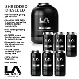 LA Muscle Get Shredded Diesel'ed Save $400 76% Saving on 7 Products for just $150!! including Complete, Norateen Extreme, Vasculator, Male Boost, & 2x Norateen Heavyweight II Trial Size. (Strawberry)
