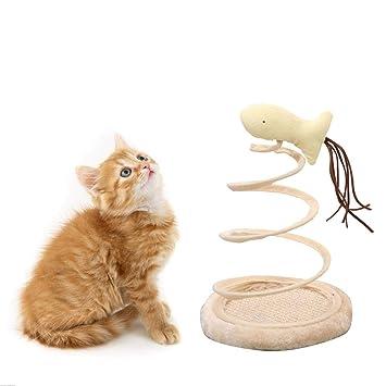 MOGOI Juguete Interactivo para Gato, Juguete Divertido en ...