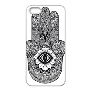 Psychedelic Art Eyes DIY Case Cover for Iphone 5,5S,Psychedelic Art Eyes custom case cover series 11