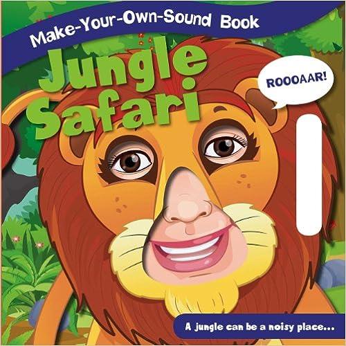 Jungle Safari por Flowerpot Press