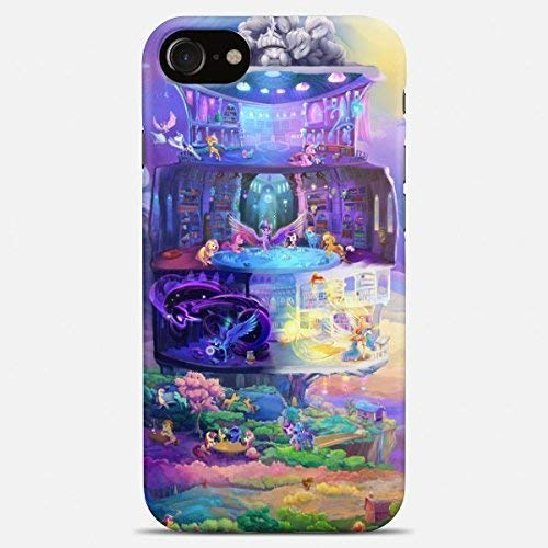 the best attitude dc0c8 09461 Amazon.com: Inspired by My little pony phone case My little pony ...