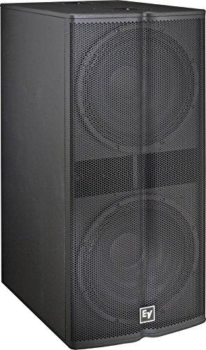 Electro-Voice TX2181 Tour-X Dual 18 Subwoofer Black [並行輸入品] B078HWMWLB