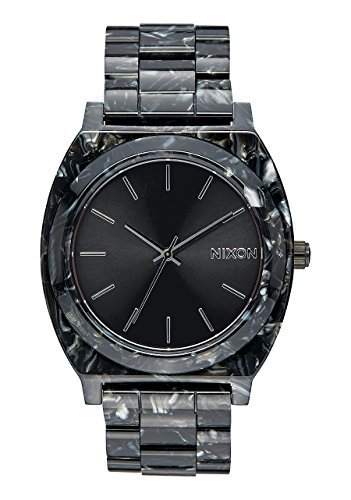(Nixon: Time Teller Acetate - Black)
