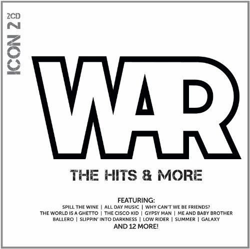Icon 2: The Hits & More (The Best Of War)