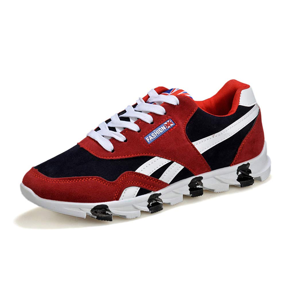 Mens Fashion Casual Sport Shoes Daily Wear Training Walking Jumping Sneakers