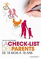 La check-list des parents de 18 mois à 18 ans