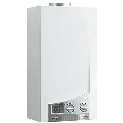 Fagor electronicos - Calentador fep-11dln gas natural interior exterior 11l clase de eficiencia energ