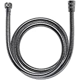 Haceka 1188522 150 cm Cultt Excellent Chrome Shower Hose - Silver by Haceka