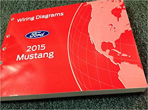 Awe Inspiring 2015 Ford Mustang Wiring Electrical Diagram Manual Oem New Ewd 2015 Wiring Database Gramgelartorg