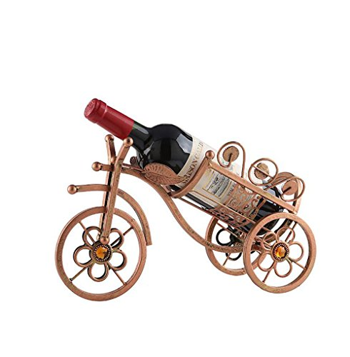 Bronze02 Wine Rack Creative Continental Iron Cabinet Decorations Hanging Bar Fashion Decoration by Bar Cabinets