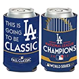 Los Angeles Dodgers WinCraft 2017 National League Champions Can Cooler