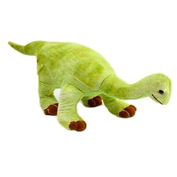 Simulación Animales de peluche dinosaurios y juguetes de peluche para niños (55cm Forrajeo dinosaurio)