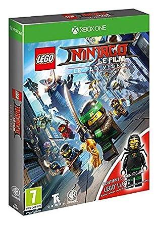 LEGO NINJAGO, le film: le jeu vidéo - Day One Edition ...