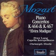 Piano Concertos Nos 20 & 21 [IMPORT] by Mozart (1999-10-12)