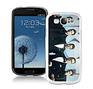 Beautiful Designed Case With New Kids on the Block White For Samsung Galaxy S3 I9300 Phone Case