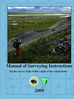 The next edition of the manual of surveying instructions and the.