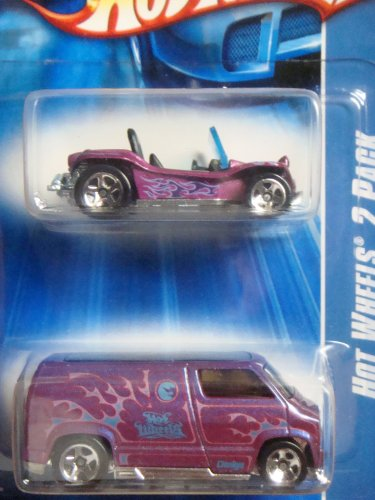 Mattel Hot Wheels Exclusive Meyers Manx 5 Spoke - '77 Cus...