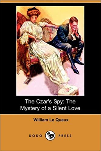 Book The Czar's Spy: The Mystery of a Silent Love (Dodo Press)