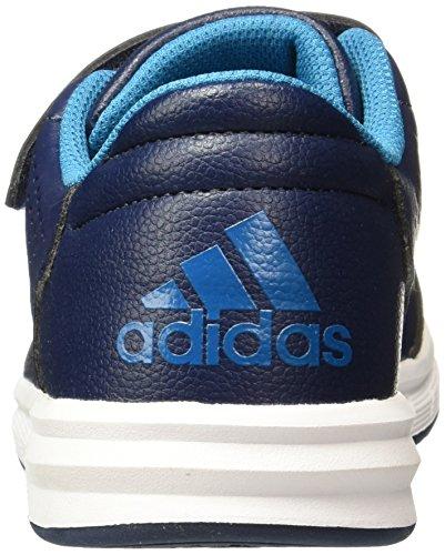 adidas Altasport CF K, Zapatillas de Deporte Unisex Niños Azul (Maruni/Petmis/Ftwbla)