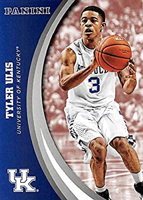 Tyler Ulis basketball card (Kentucky Wildcats) 2016 Panini Team Collection #16