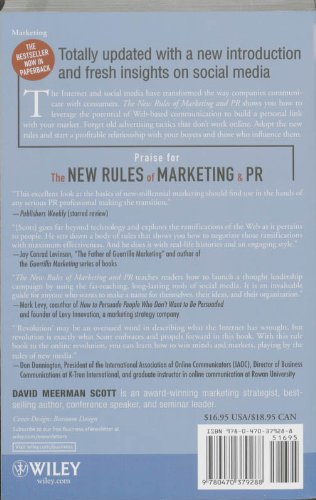 The-New-Rules-of-Marketing-and-PR-How-to-Use-News-Releases-Blogs-Podcasting-Viral-Marketing-and-Online-Media-to-Reach-Buyers-Directly