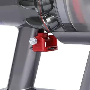 LANMU Trigger Lock para aspiradora Dyson V11 V10, Accesorios de Bloqueo de botón de Encendido, Libera tu Dedo: Amazon.es: Hogar