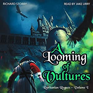 A Looming of Vultures Audiobook