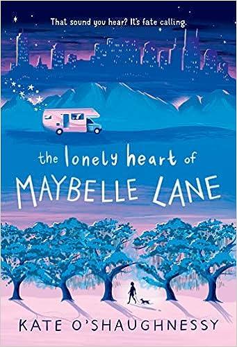 Novel Nation: The Lonely Heart of Maybelle Lane - SRP