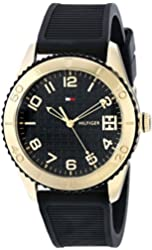 Tommy Hilfiger Women's 1781120 Sport Gold-Tone Stainless Steel Watch