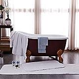 Mat/Door Hall/Hotel/Cotton heavy plush floor mats/Bathroom padded mats-A 180x60cm(71x24inch)