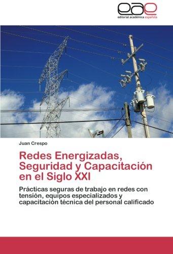 Descargar Libro Redes Energizadas, Seguridad Y Capacitacion En El Siglo Xxi Crespo Juan