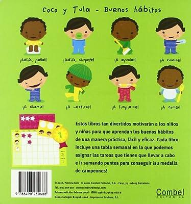 Adiós, chupete! (Coco y Tula. Buenos hábitos): Amazon.es: Geis ...
