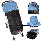 Baby Sleeping Bag, Unisex Comfort Sleeping Sack, Soft Anti-kicking Sleeping Nest, Waterproof,Anti-Slip,Extendable,Multifunction Use For 6-36M Baby