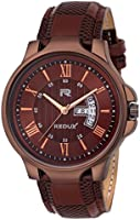 Redux Analogue Brown Dial Men and Boy Watch