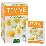 Cheap Tevive Herbal Infusions Chamomile Tea, 20 Bags