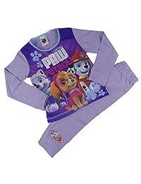 Toddler Girls Paw Patrol Pyjamas Sleepwear Nightwear 18-24 Months to 4-5 Years