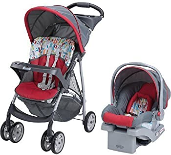 Graco LiteRider Click Connect Travel System