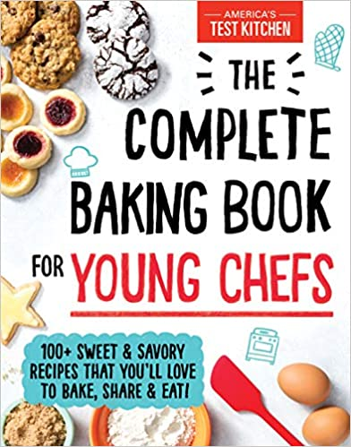 Baking Book For Young Chefs